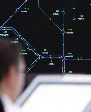 Think Smartgrids control room