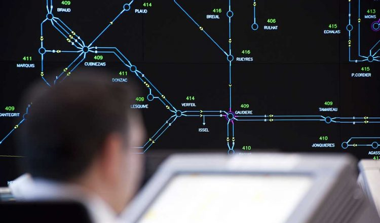 Think Smartgrids control room