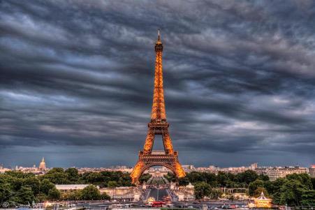 Les Smart Grids dans la feuille de route du Grand Paris - tour eiffel - Paris