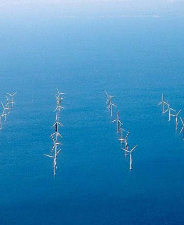 Think Smartgrids eolienne off shore flottant