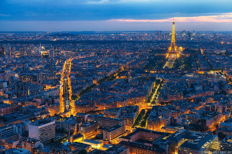 Think Smartgrids Grand Paris projets investissements 2030
