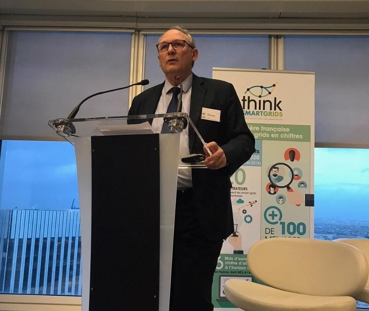 Think Smartgrids Discours PhMonloubou voeux2018 EY