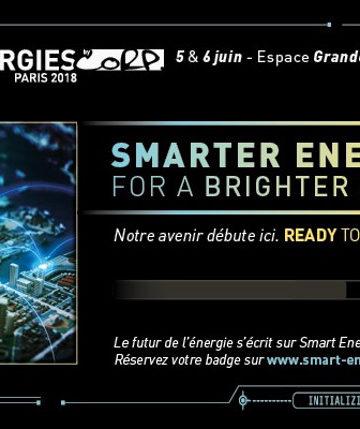 Think Smartgrids Smart energies expo 2018 juin