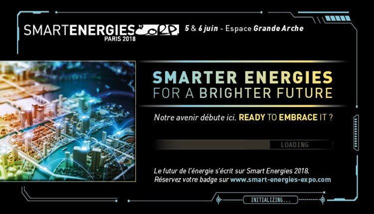 Think Smartgrids Smart energies expo 2018 juin