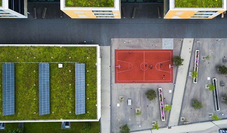 Think Smartgrids dossier autoconsommation immeuble panneaux solaires