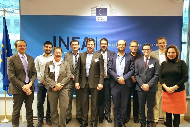 brève Think Smartgrids projet Europe Sysflex