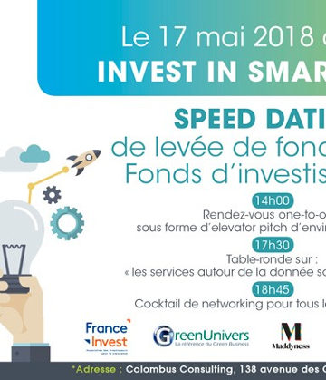 Think Smartgrids 3ème édition Invest In Smart Grids mai2018