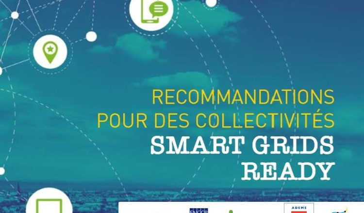 Think Smartgrids sortie guide collectivites smart grids ready